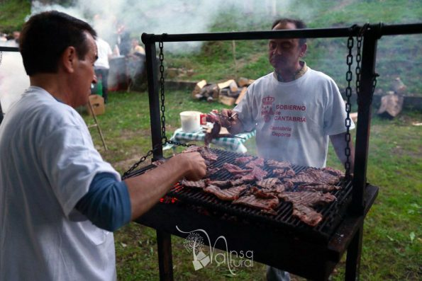 Degustación de la mejor carne ecológica de Cantabria