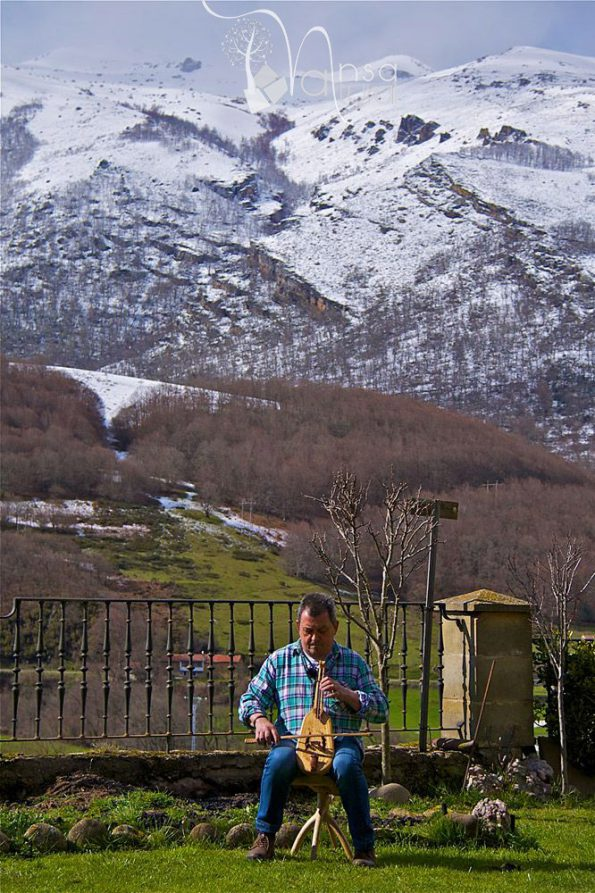Música tradicional del alto valle del Nansa. Polaciones. Cantabria