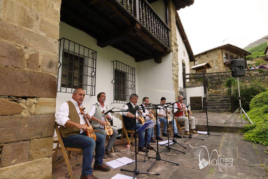 El Romancero en la Calle. Tudanca. Valle del Nansa. Cantabria