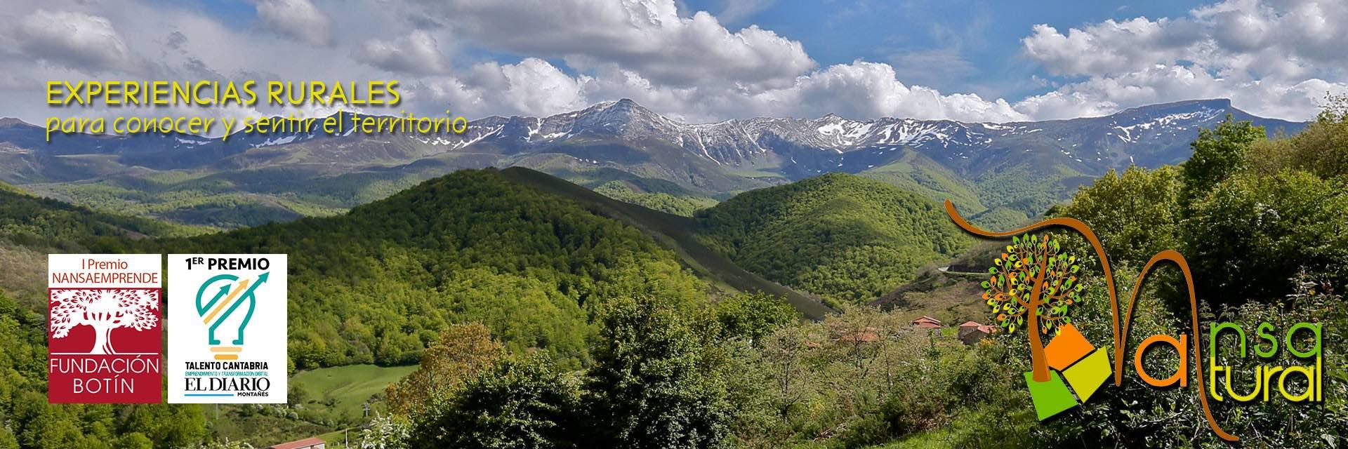 Experiencias para sentir Cantabria